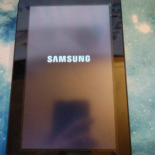 Samsung Galaxy Tab SCH-I800 -CDMA Verizon/Wi-Fi - Black + 16GB Card