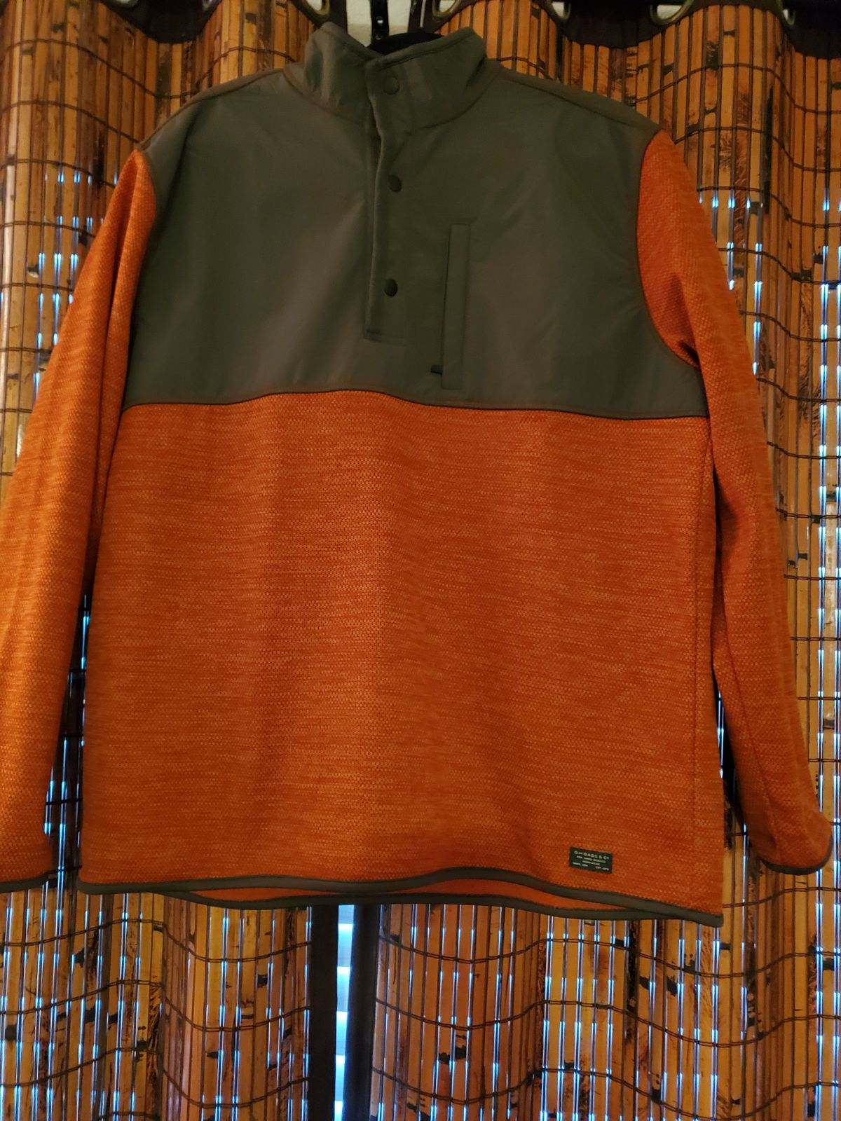 G.H. Bass & Co. Men's XL pullover