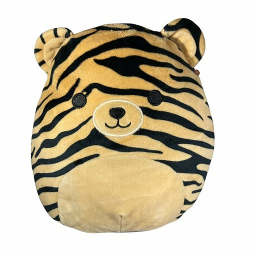 "Squishmallow 8"" Tina the Tiger Plush Stuffed Animal Pillow Soft Toy Kellytoy"