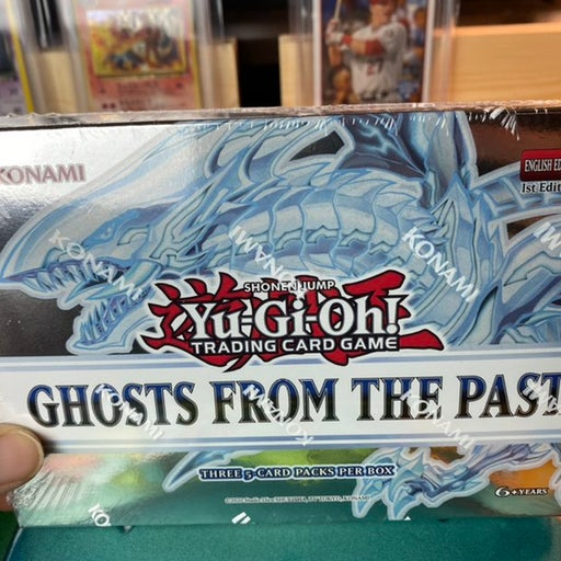 Yugioh Ghost From the Past