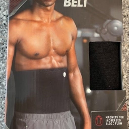 Bally total fitness magnetic slimming belt. NEW IN BOX FREE SHIPPING