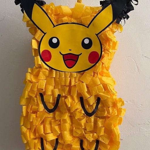 Pokemon Pikachu Pinata 19x12x6
