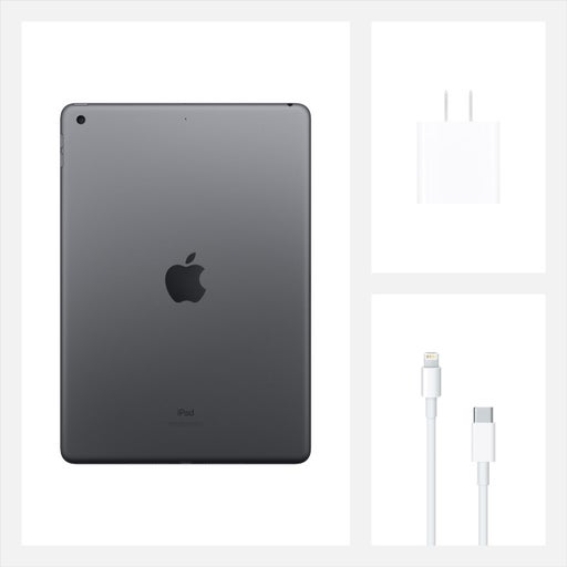 Apple iPad 8th Generation in Space Gray