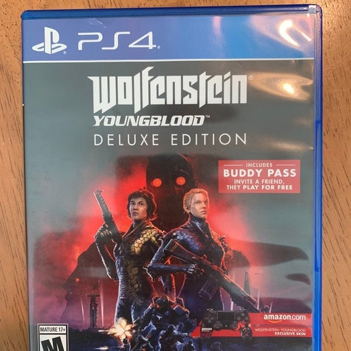 Wolfenstein: Youngblood Deluxe on Playstation 4