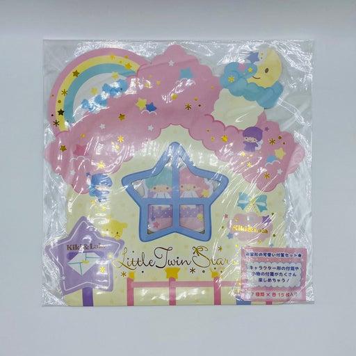 New✨Rare Sanrio Little Twin Star Sticky