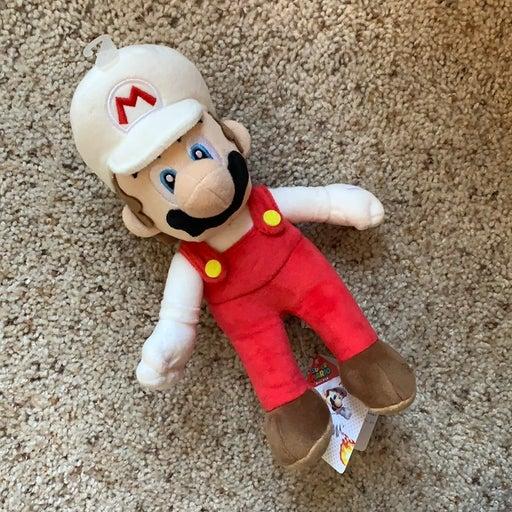 Super Mario Mario plush all star collection