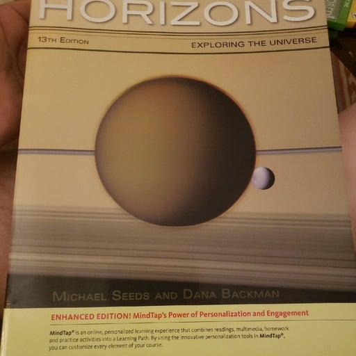 Horizons Exploring the Universe 13th edi
