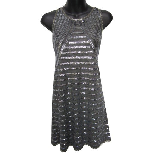 Calypso st Barth sequin sweater dress XS