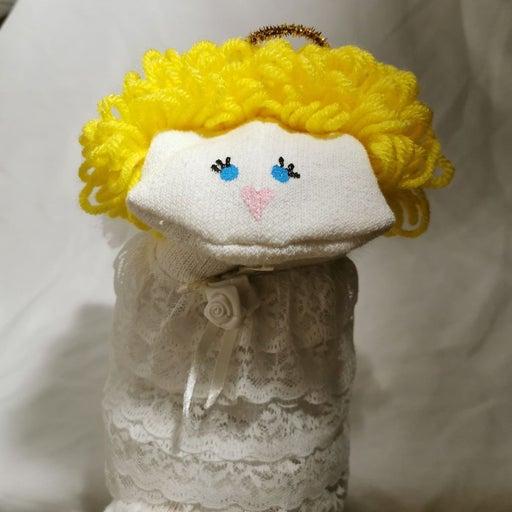 Angel Sockpuppet, Handmade