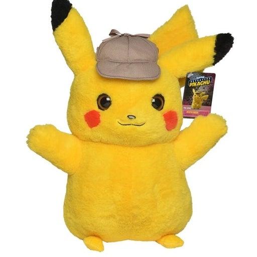 Detective Pikachu Plush 12in