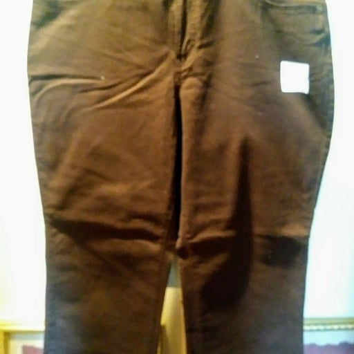 New Croft & Barrow Jean pants