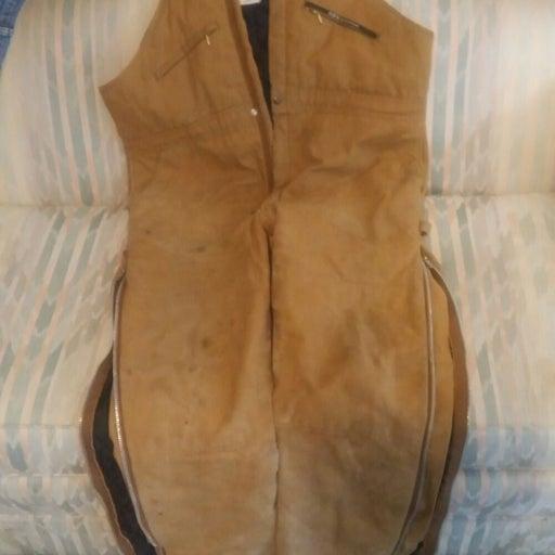 Key insulated bib overalls