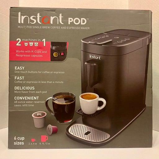 Instant Pod Coffee & Espresso Maker