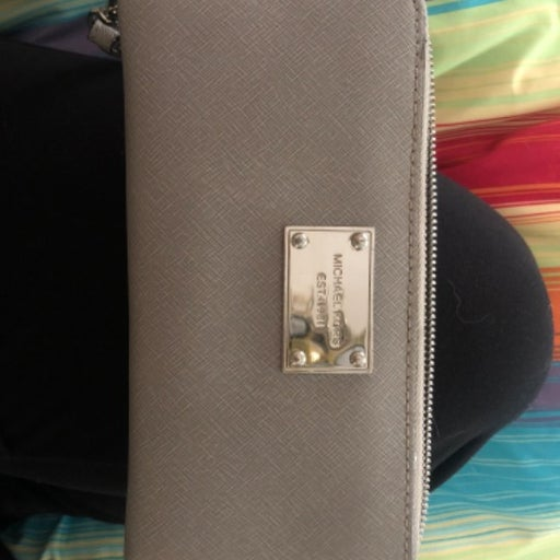 Michael Kors matching wallet