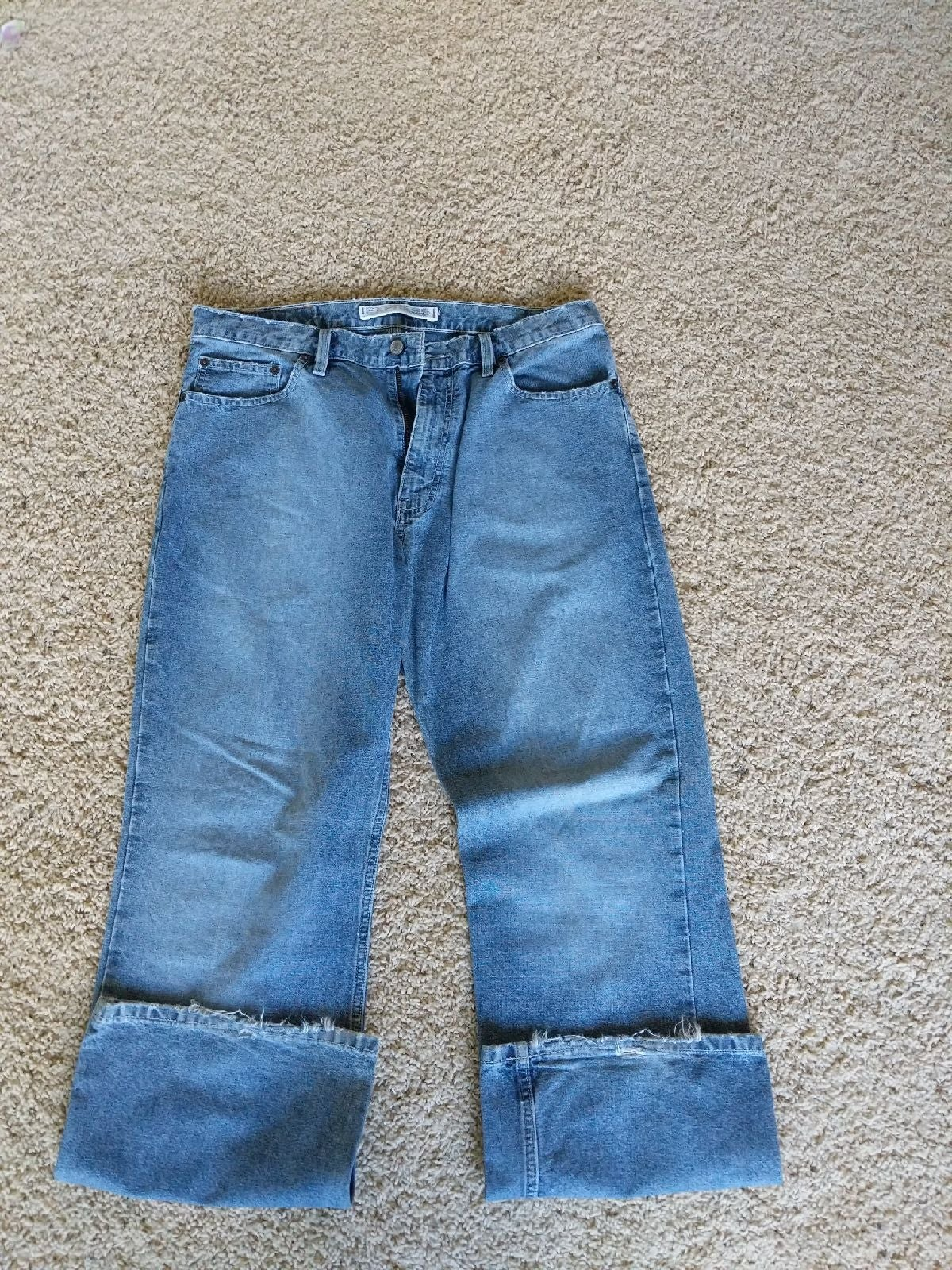 Express Precision Fit Jeans Size 34 30