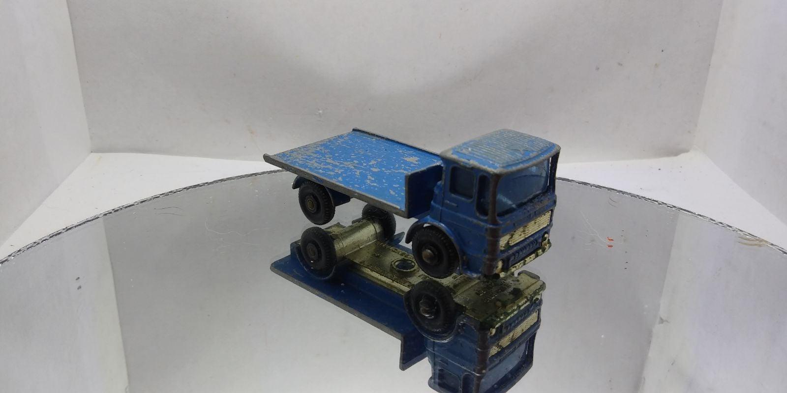 Matchbox lesney flatbed truck