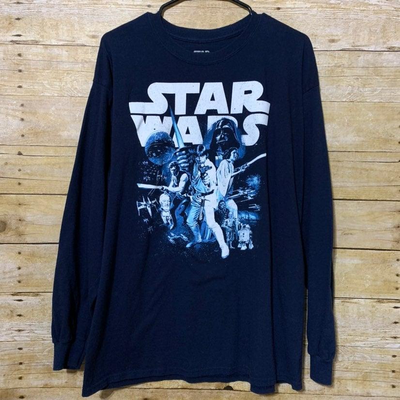 Fifthsun Star Wars Long Sleeve Top XL