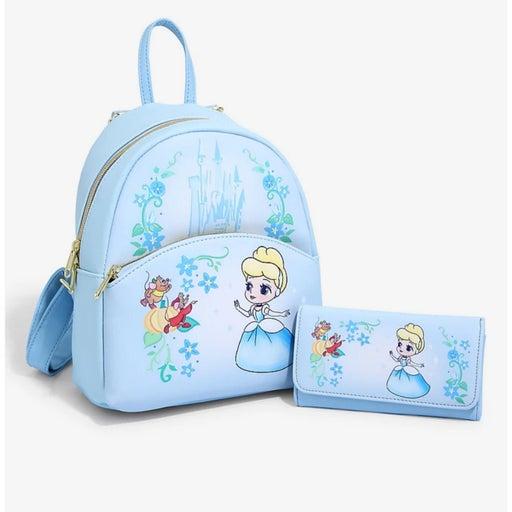 Loungefly Disney Cinderella Backpack Set