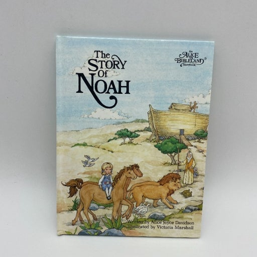 The Story of Noah Children's Book