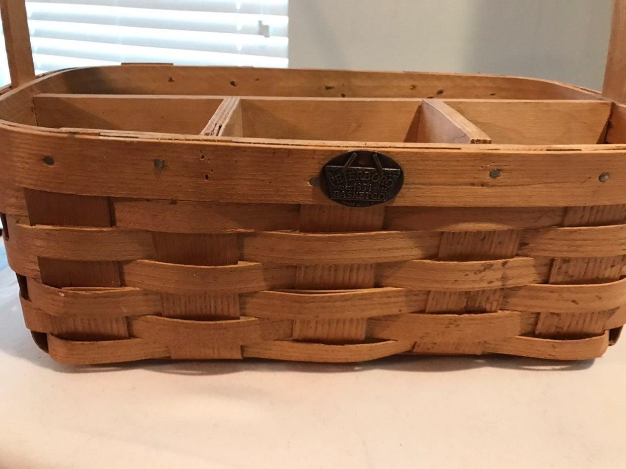 Peterboro Divided Basket