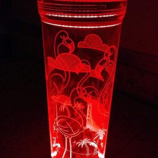 YEW - LightUp Water Bottle