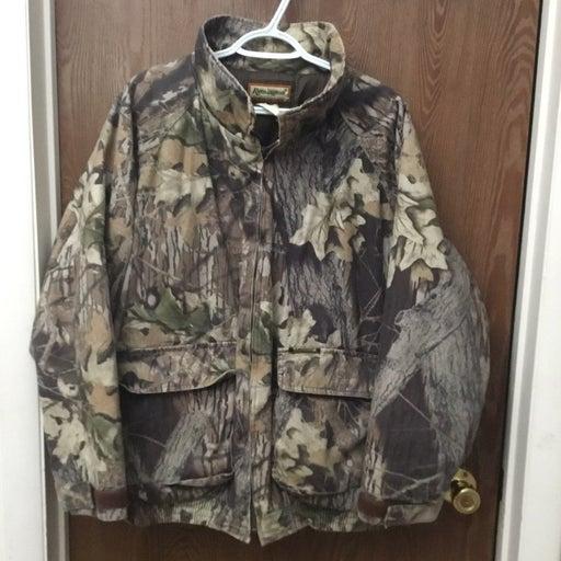 Men's 2XL Remington Hunting Jacket