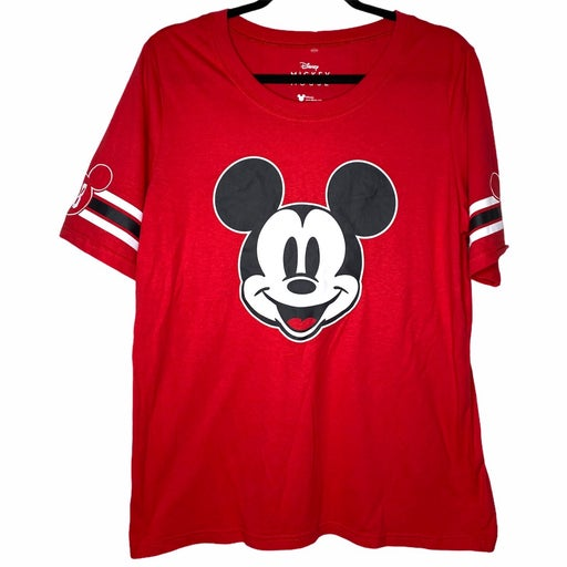 Disney Mickey Mouse T-Shirt Size 1X