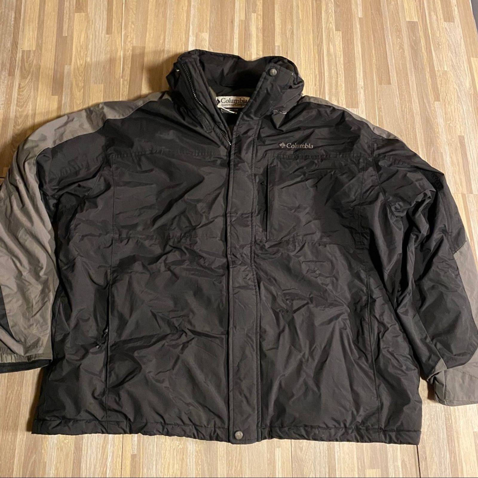 Columbia Jacket Men's XXL