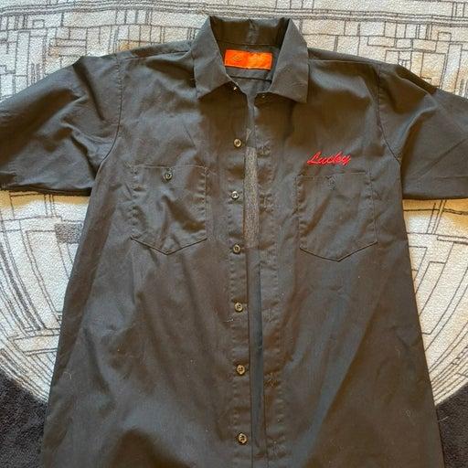 dickies short sleeve shirts for men