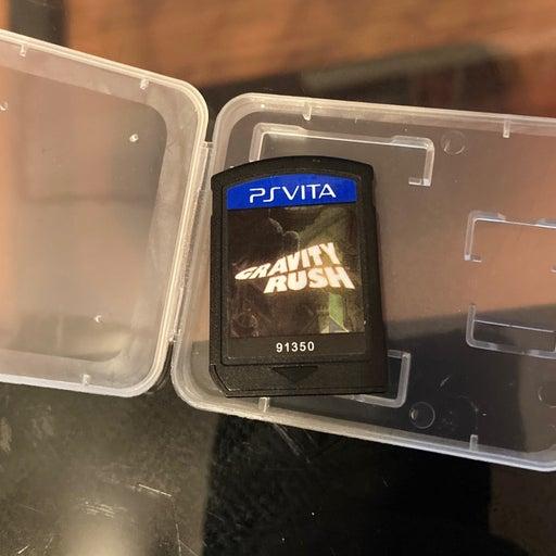 Gravity Rush on Sony PS Vita