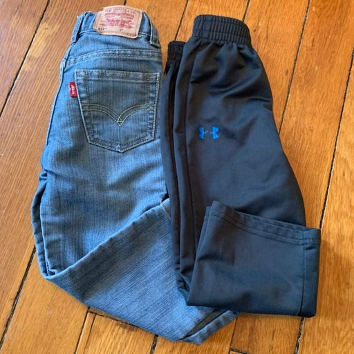 Toddler boys 2t pants bundle