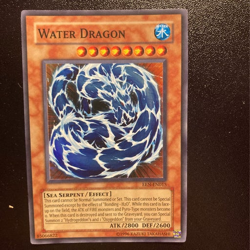 Yugioh Water Dragon