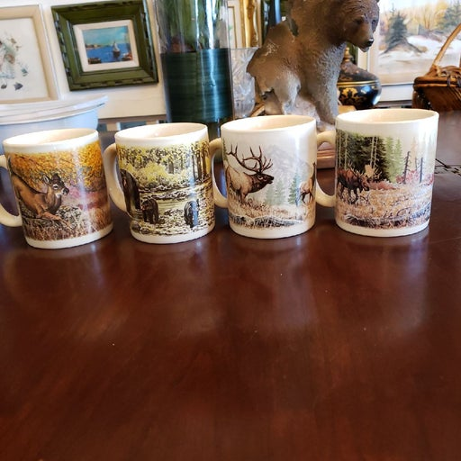 Crossroads sanfrancisco vtg.  mugs