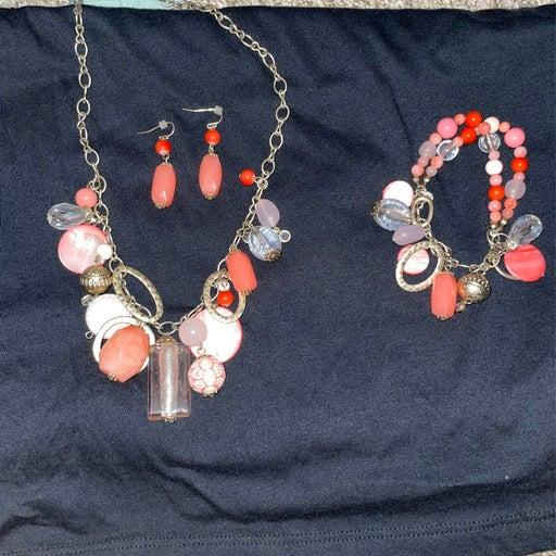 Premier designs coral set