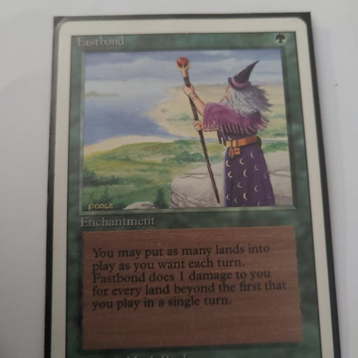 Magic: The Gathering Fastbond