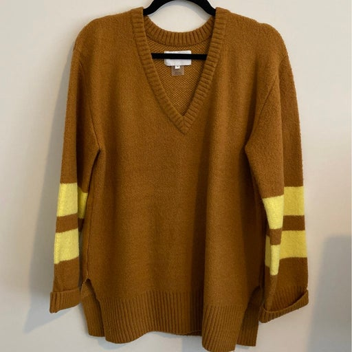Current Elliot Vneck Sweater Small 0