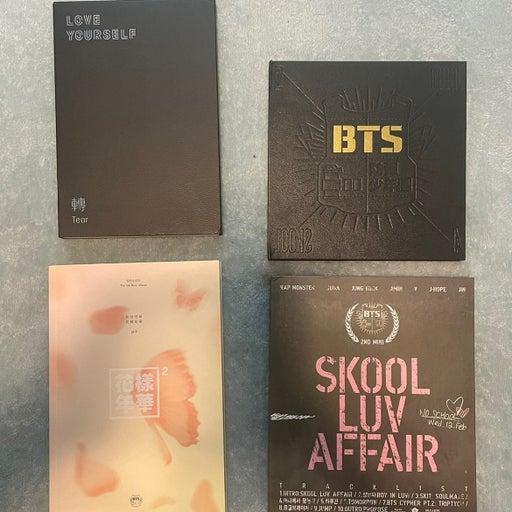 BTS album bundle