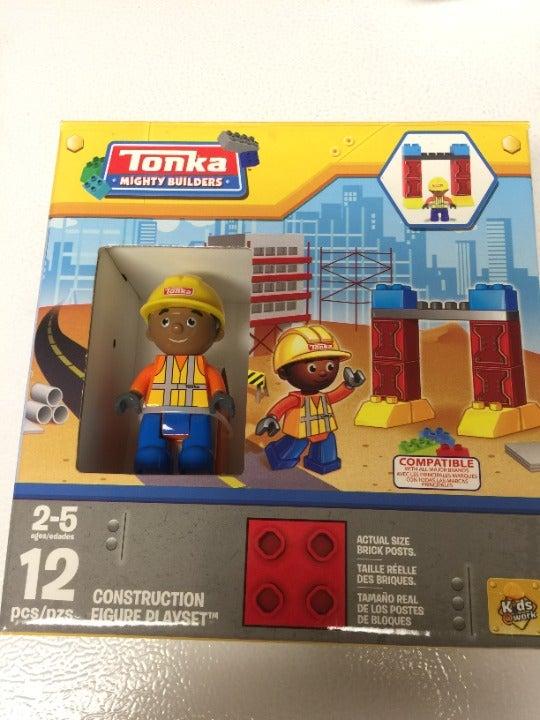 Tonka Mighty Builders Construction Set