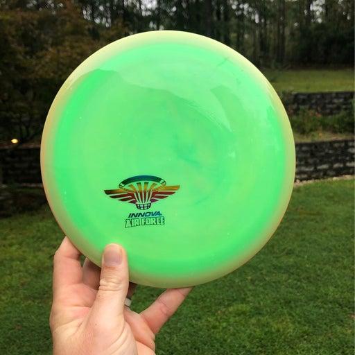 Innova Disc Golf Swirly Transitional Star Destroyer