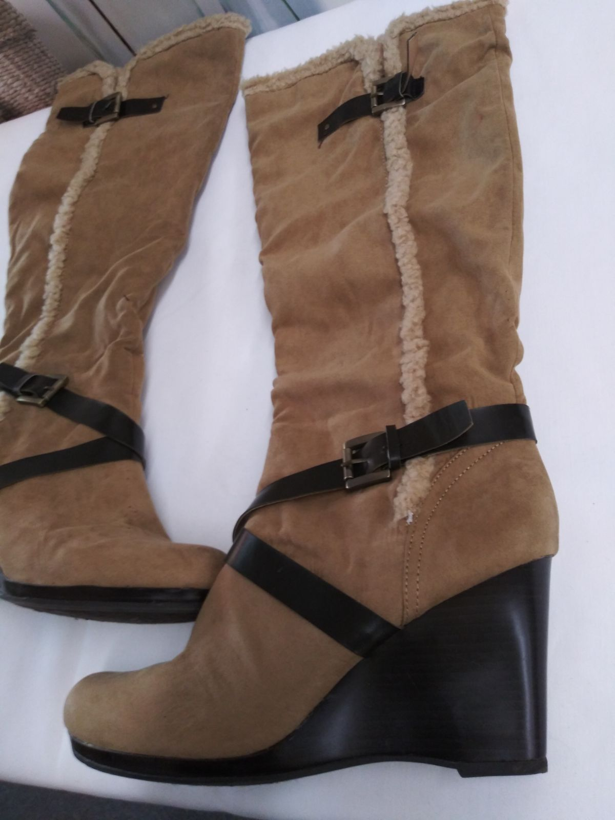 Italian Design Boots By Paolo Sz. 8 LNC
