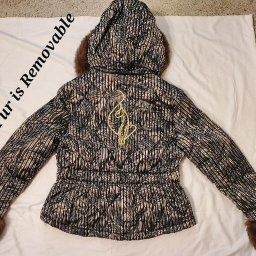 BABY PHAT Women's Sz XL - Quilted Puffy