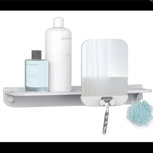 "Glide 18"" Multi-Purpose Shower Shelf"