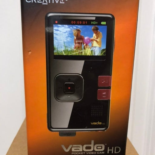 Creative Labs Vado HD 8 GB Pocket Video