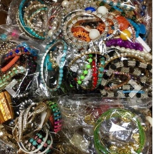 Jewelry Lot Assorted Mixed