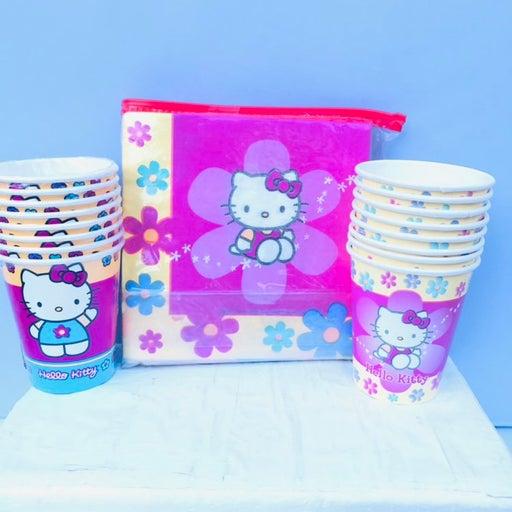Vintage Sanrio Hello Kitty Party Cups