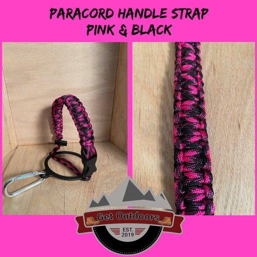 Paracord Handle Strap for Hydro Flask.
