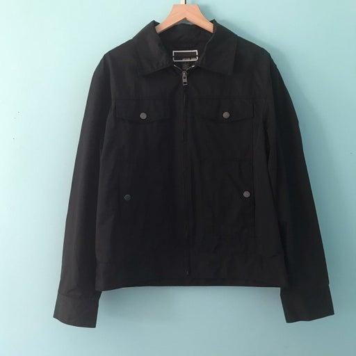 New Michael Kors Mens Zip Up Jacket L