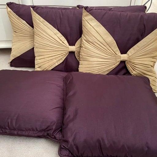 Custom made 18x18 throw pillows