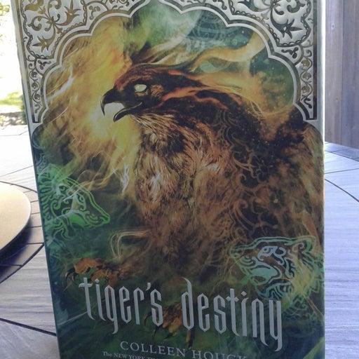 Bestseller Tiger's Destiny Colleen Houck