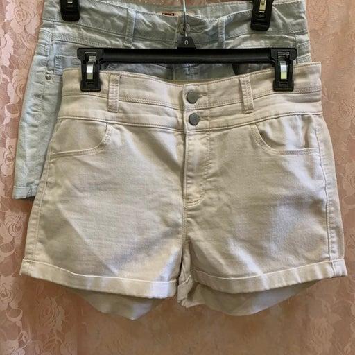 Juniors high-waisted/rise Shorts Bundle